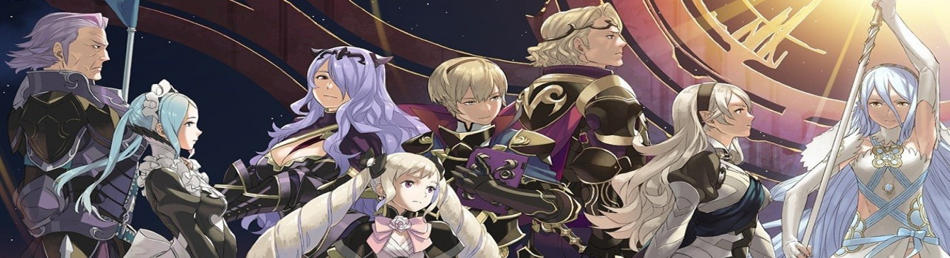 Fire Emblem Fates: Conquista ~ Brillano le stelle oscure