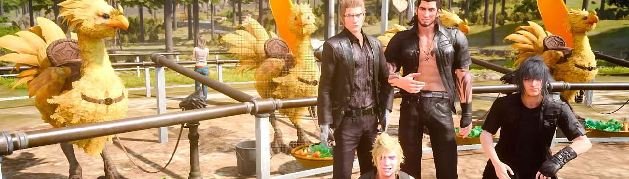 Final Fantasy XV ~ La fantasia infernale