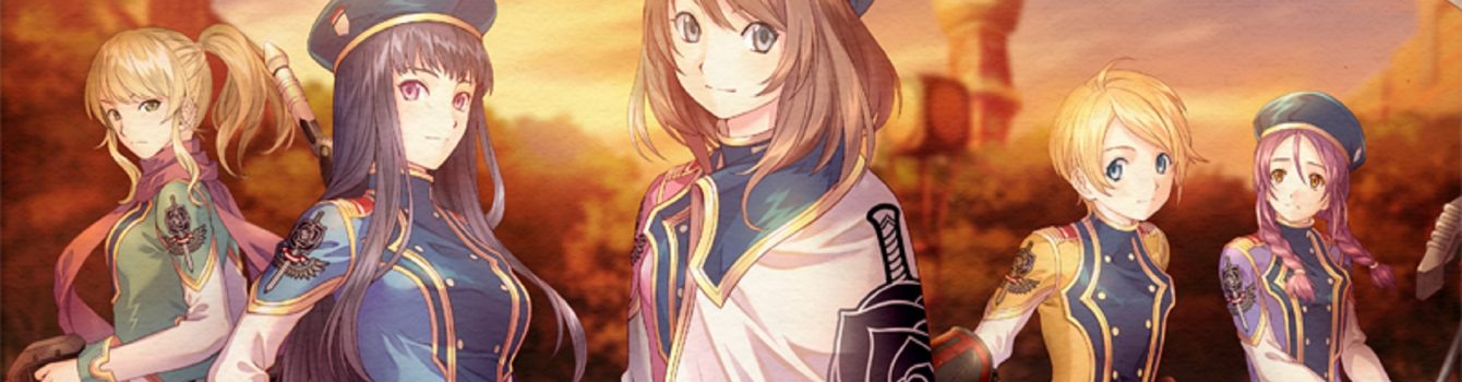 Dark Rose Valkyrie in arrivo su PC