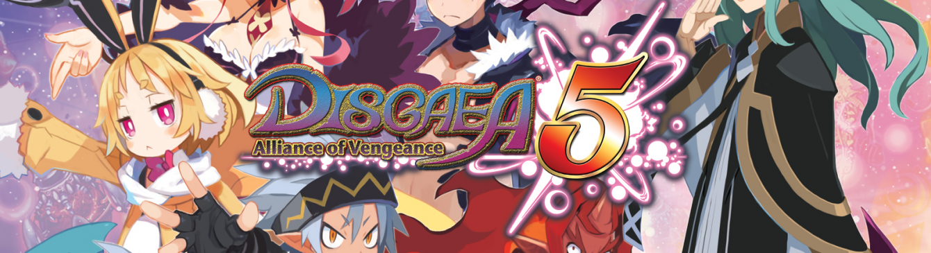 Disgaea 5 Complete: la demo è ora disponibile su Nintendo Switch