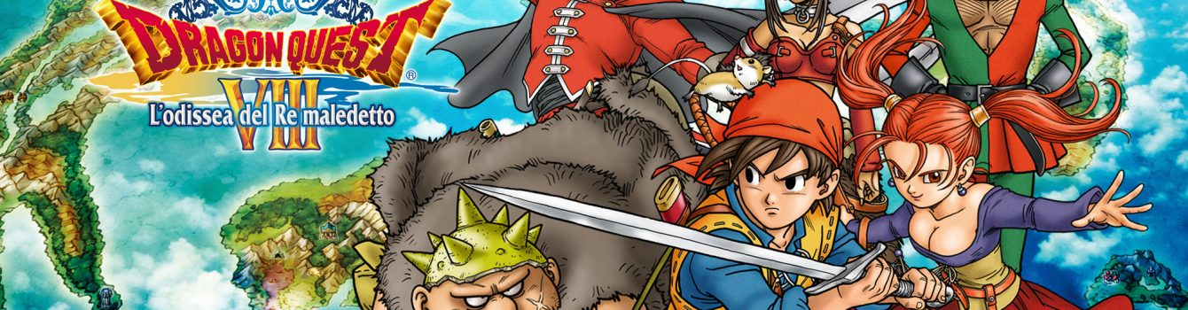 Dragon Quest VIII (3DS) ~ Il ritorno di un'epopea