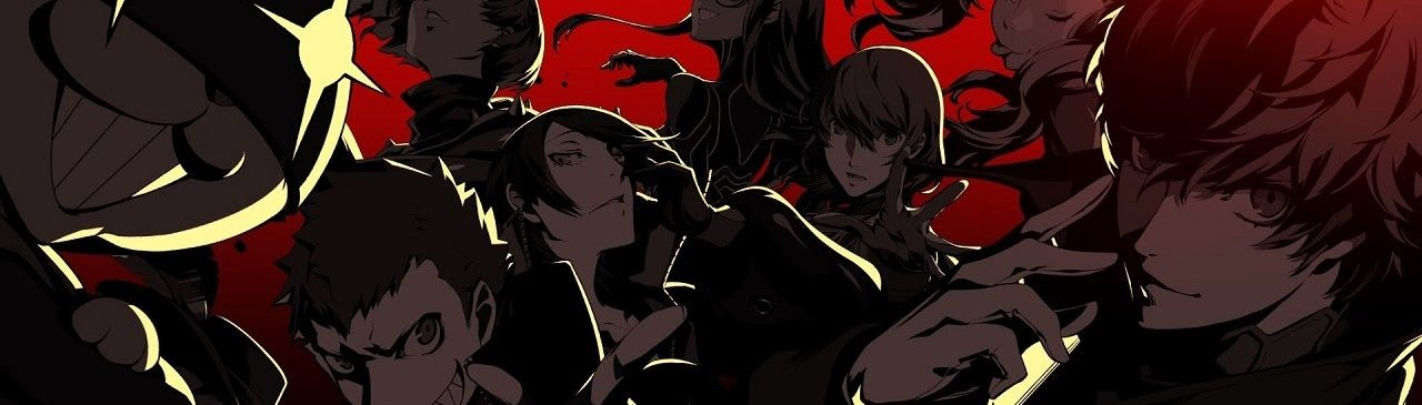 Persona 5  ~ You are a slave, want emancipation?