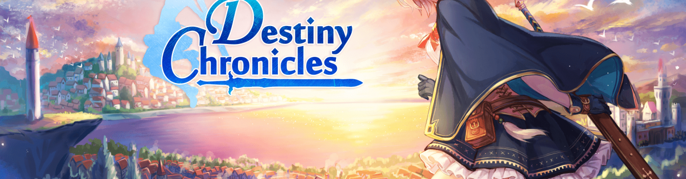 Destiny Chronicles, JRPG ispirato a Kingdom Hearts