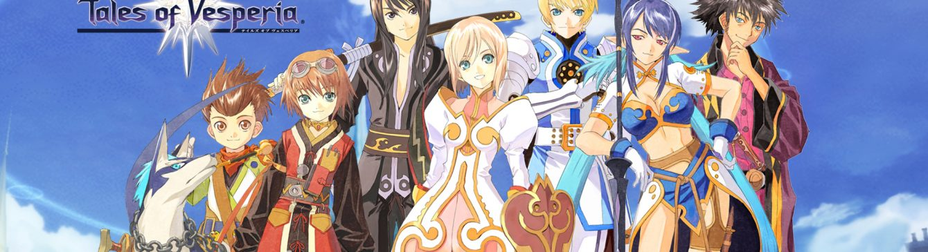 Tales of Vesperia ~ Enforcing one's justice