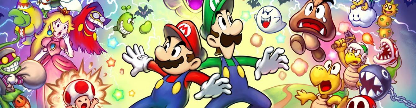Mario&Luigi Superstar saga: annunciato il remake per 3DS
