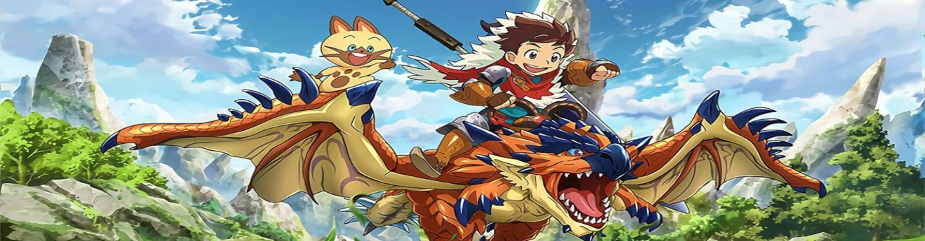 Data d'uscita europea per Monster Hunter Stories