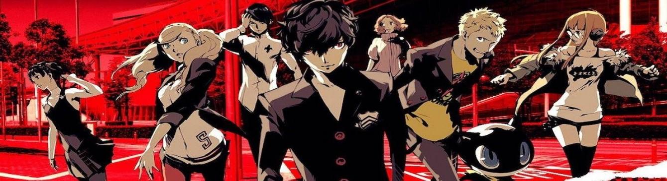 Persona 5 eletto come miglior RPG di sempre dai lettori di Famitsu