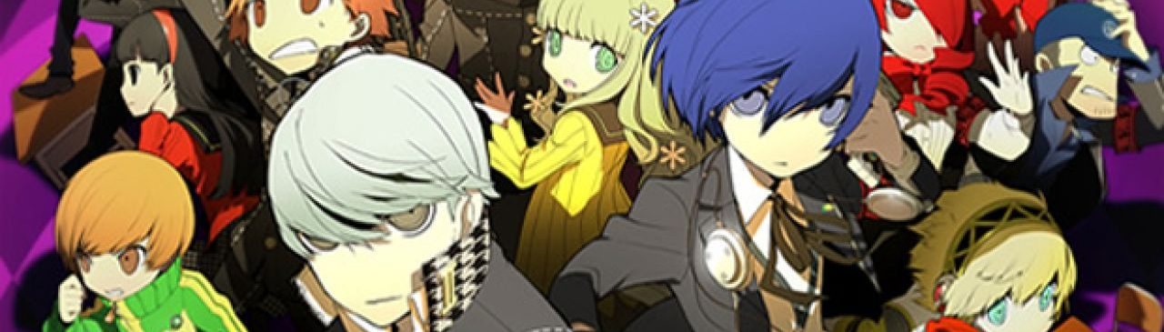 Persona Q: Shadow of the Labyrinth ~ Crazy carousel of life