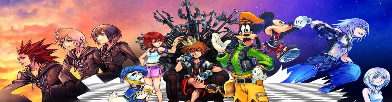 Guida alla serie Kingdom Hearts