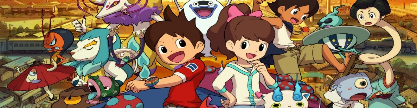Yo-Kai Watch 2: Psicospettri ha una data d'uscita europea