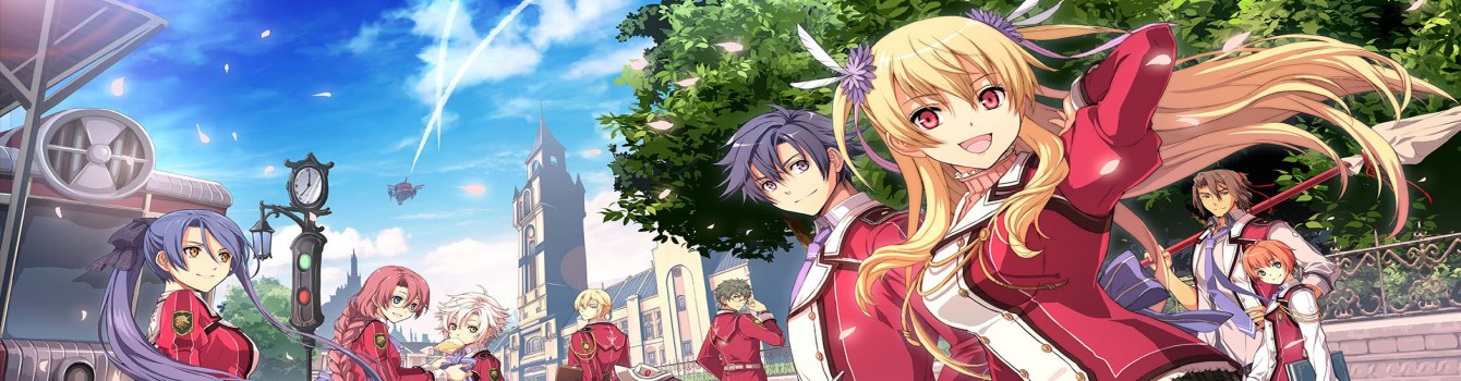 Trails of Cold Steel ha finalmente una data per PS4!