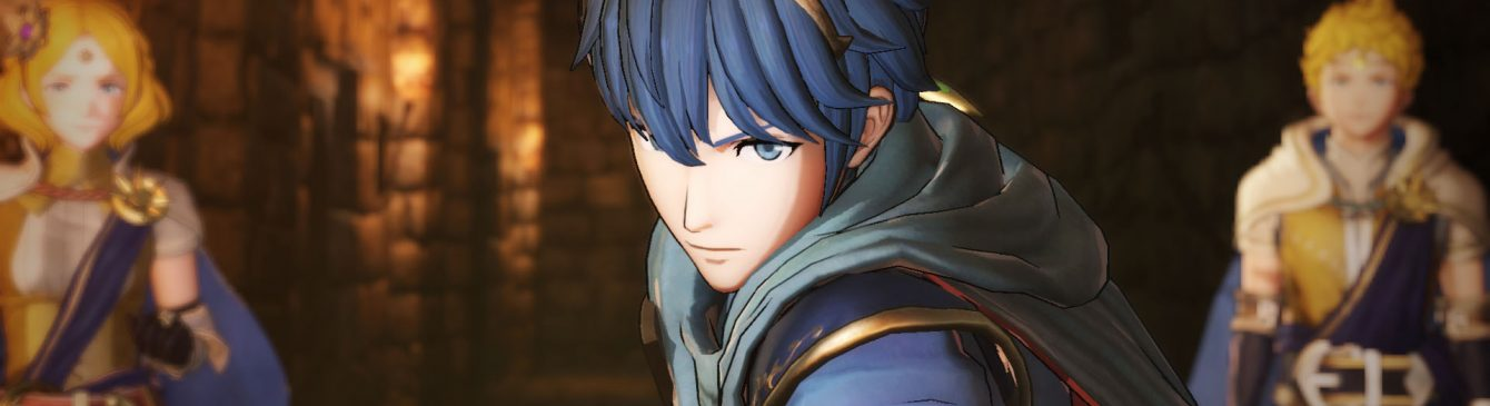 Annunciata Celica in Fire Emblem Warriors