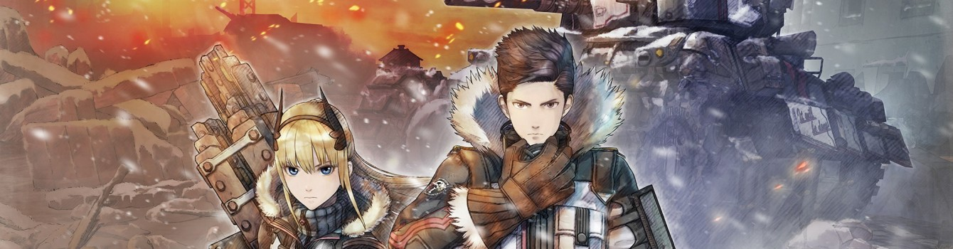 Trailer per la versione Switch di Valkyria Chronicles 4