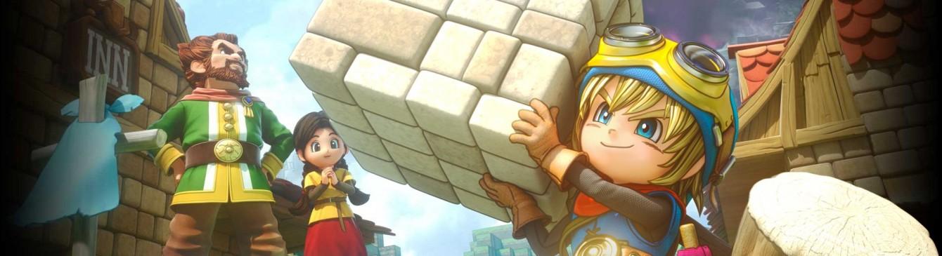 Dragon Quest Builders in arrivo a febbraio su Nintendo Switch