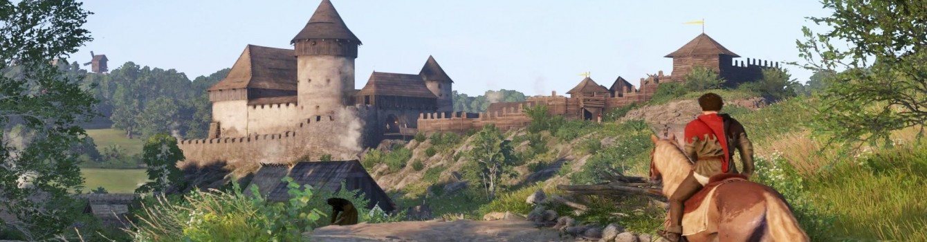 Trailer e data di uscita per Kingdom Come: Deliverance