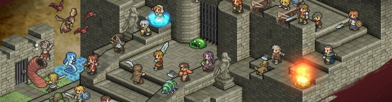 Mercenaries Saga Chronicles arriva in Europa su Nintendo Switch