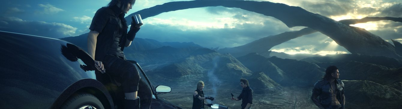 Final Fantasy XV ~ Stand by me