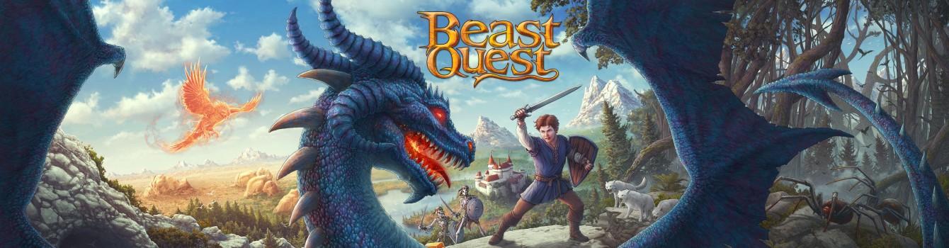 Beast Quest ha una data d'uscita europea