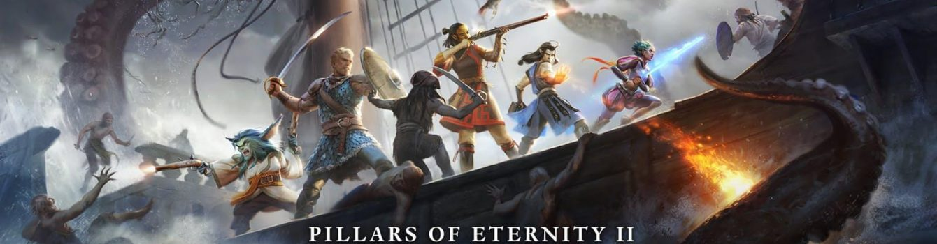 Pillars of Eternity: Complete Edition annunciato per PS4 e Xbox One