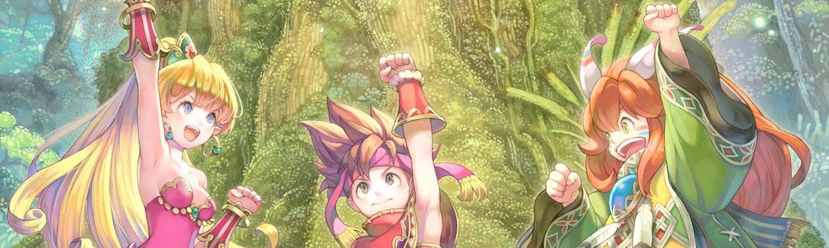 Secret of Mana ~ Con il passare del tempo, la storia torna a ripetersi