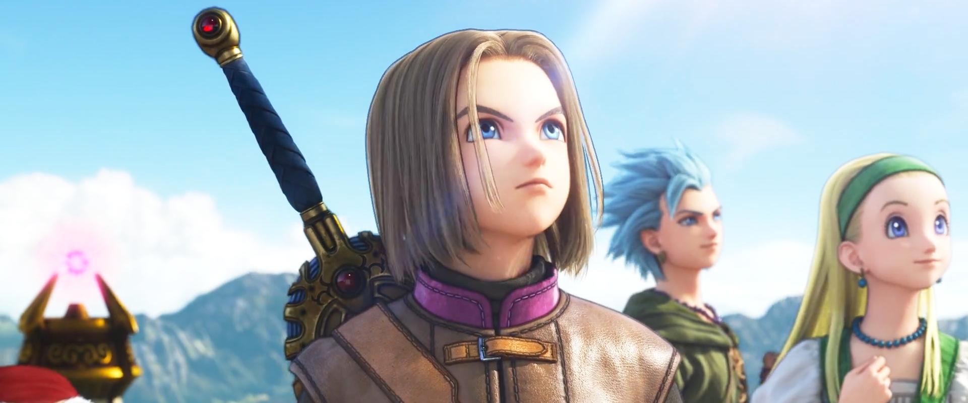 Data di uscita per Dragon Quest XI: Echi di un'era perduta!