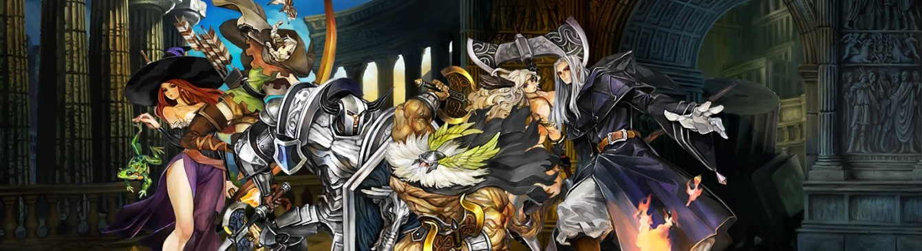 Un trailer per l'Amazzone di Dragon's Crown Pro