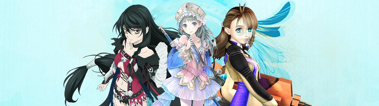 Eccezioni al femminile: protagoniste ed eroine del mondo JRPG