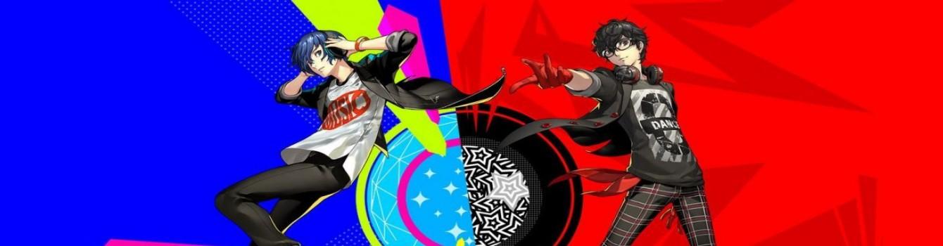 Shinjiro e Goro sono i bonus pre-order di Persona 3 e 5 DAN!