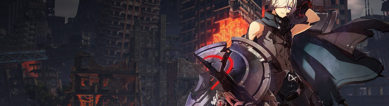 God Eater 3 arriverà su Nintendo Switch