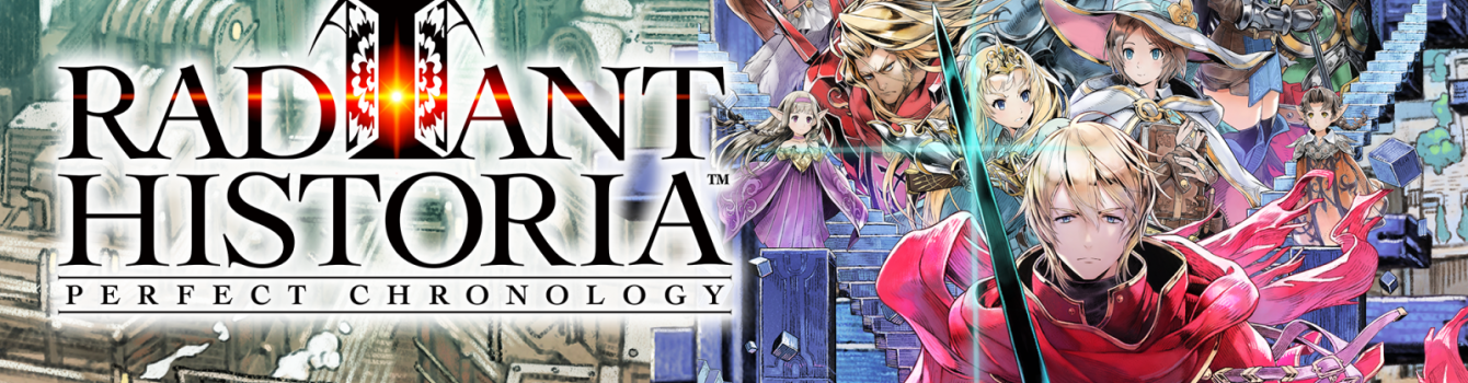 Radiant Historia: Perfect Chronology ~  The future you changed with your fingertips