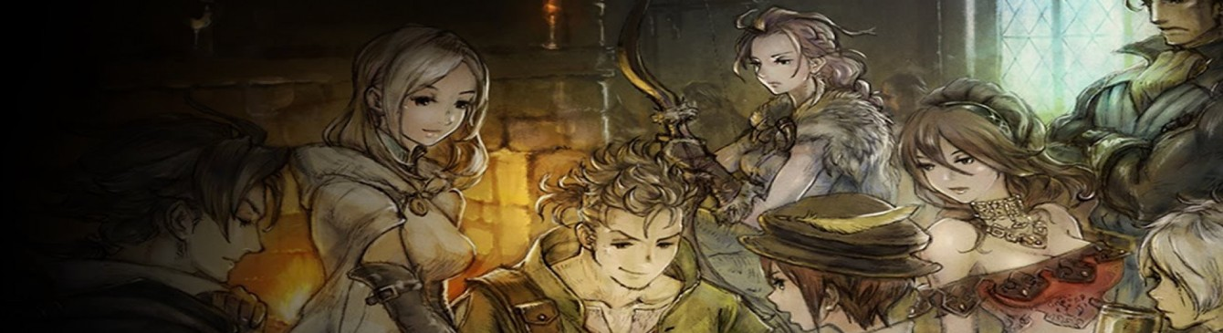 Octopath Traveler mostra in azione H'aanit e Therion