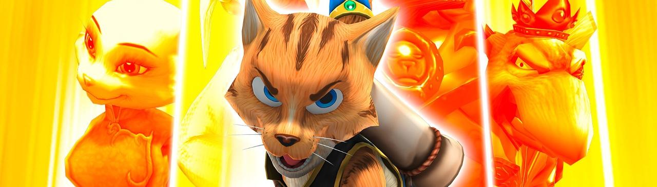 Legend of Kay Anniversary arriva su Nintendo Switch a fine maggio