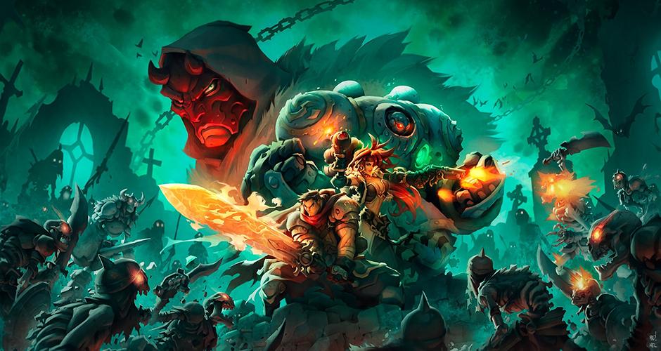 Battle Chasers: Nightwar (Switch) – 15 maggio