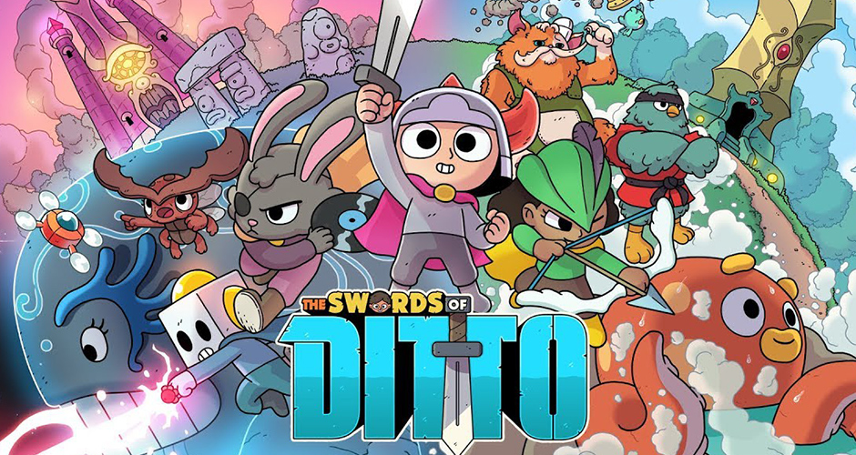 The Swords of Ditto – 24 aprile