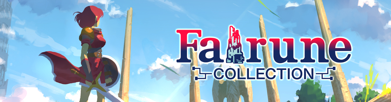 Fairune Collection: a breve disponibile su Nintendo Switch e Steam