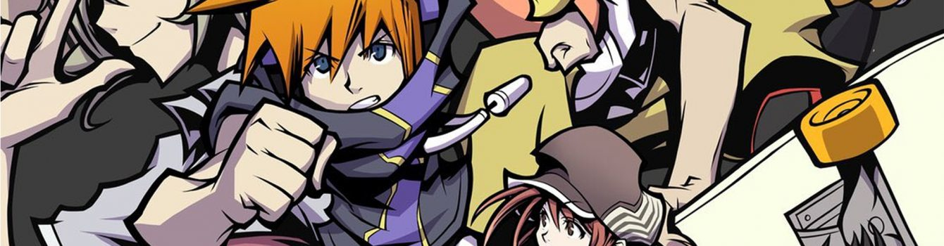 The World Ends With You – Final Remix ha una data d'uscita europea