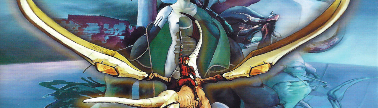 Panzer Dragoon Saga ~ Dragon Top Gun