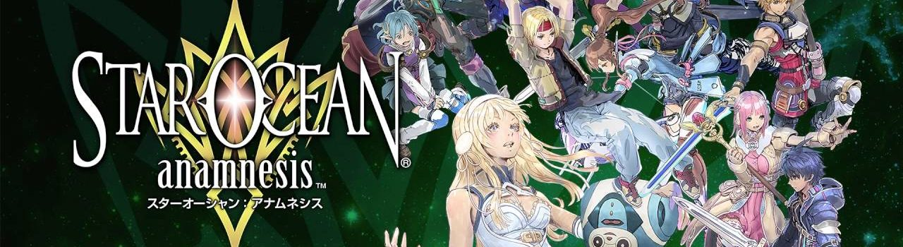 Star Ocean: Anamnesis in arrivo in Occidente!