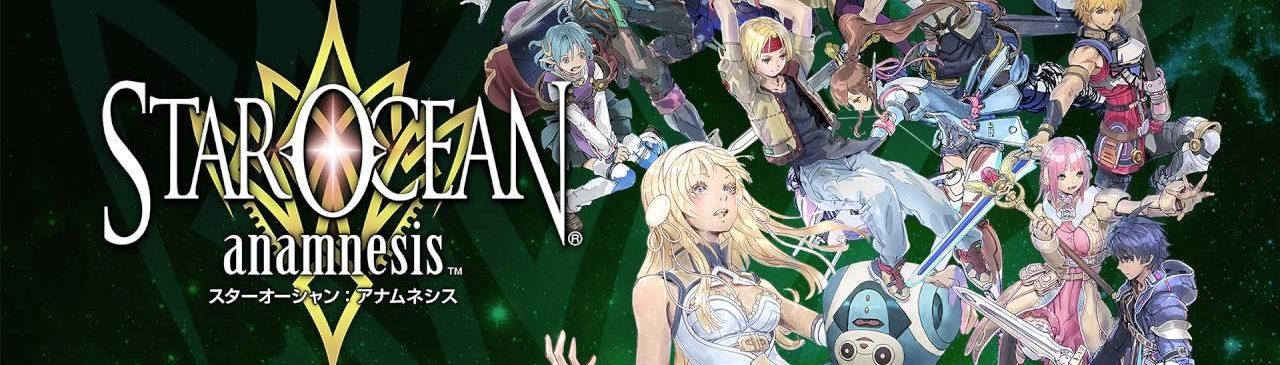 Star Ocean: Anamnesis è da oggi disponibile in Europa