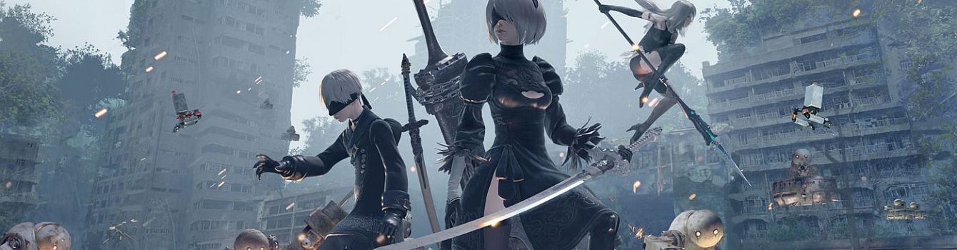 NieR Automata: svelata la Game of the YoRHA Edition!