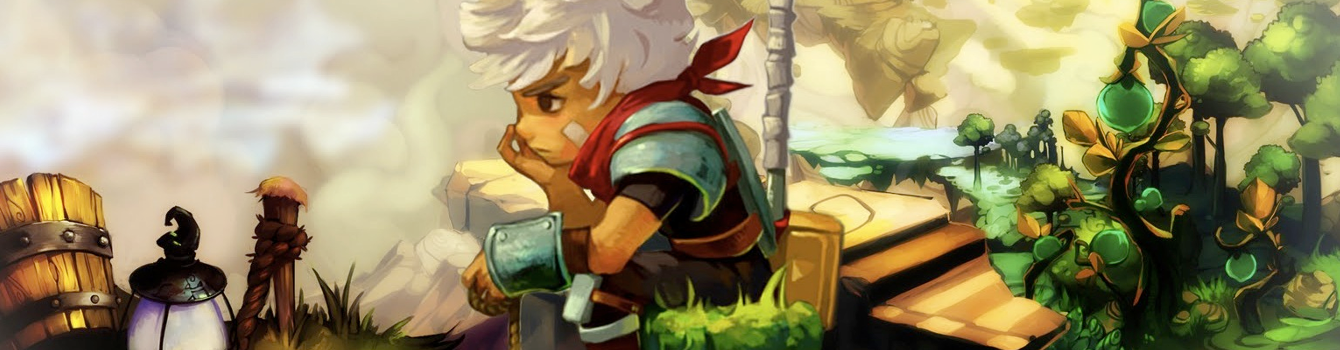 In arrivo un'edizione fisica di Bastion, action RPG di Supergiant Games