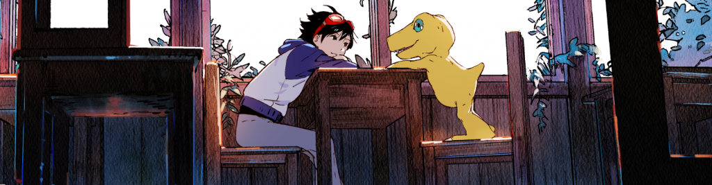 Digimon Survive header