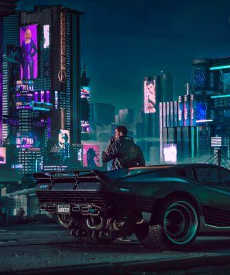 Nuovo trailer per Cyberpunk 2077; annunciata una serie anime in collaborazione con lo Studio Trigger