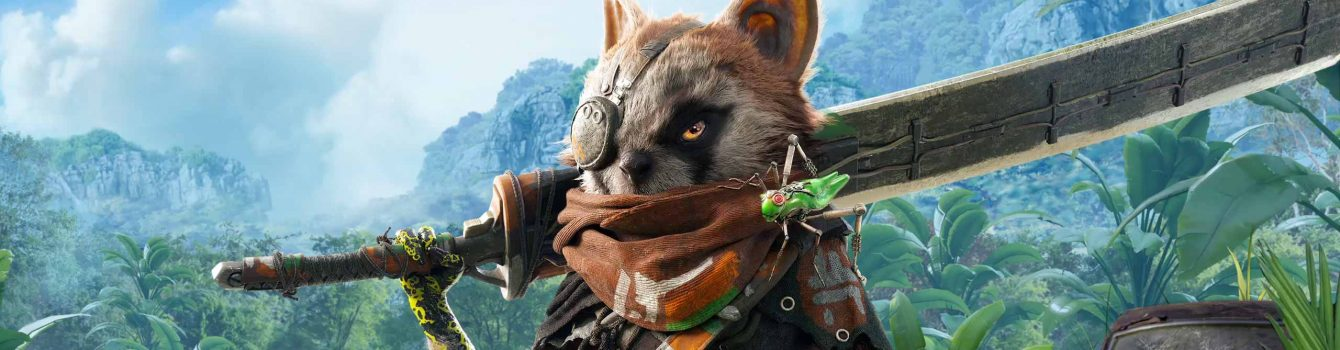 Annunciato Biomutant, action RPG post apocalittico