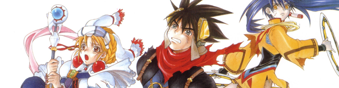 Grandia HD Collection ha finalmente una data d'uscita!