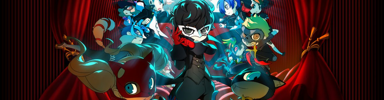 Persona Q2: New Cinema Labyrinth – Trailer per Goro Akechi