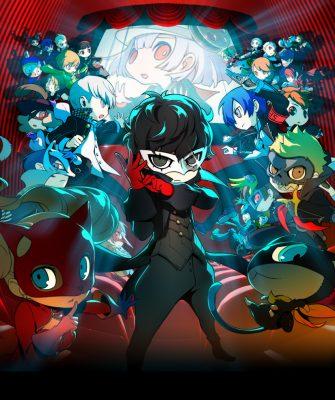 Persona Q2: New Cinema Labyrinth – Un trailer per Junpei