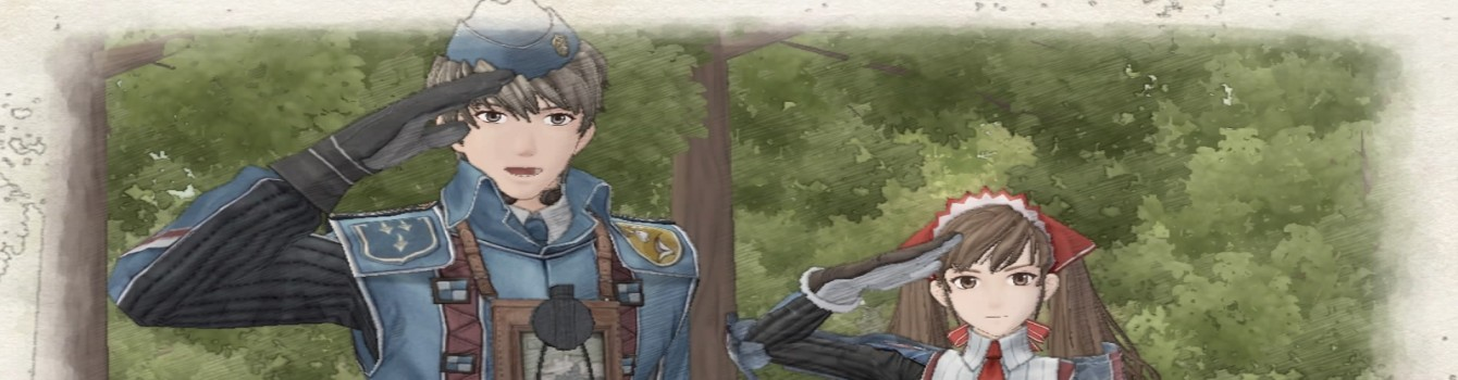 Valkyria Chronicles Remastered in arrivo su Nintendo Switch