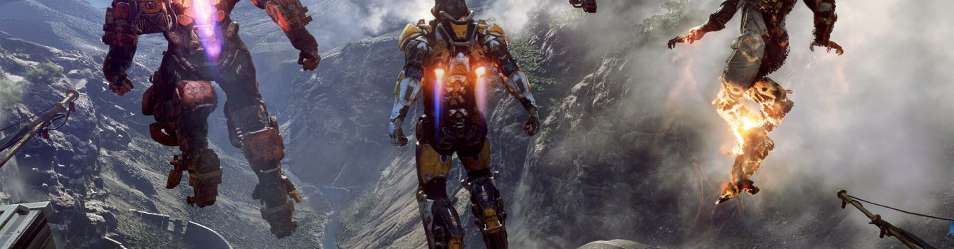 Mostrato un nuovo trailer di Anthem ai Game Awards 2018