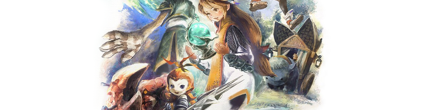 Final Fantasy Crystal Chronicles Remastered Edition in arrivo a gennaio